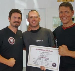 Phil Kennedy Certification Photo