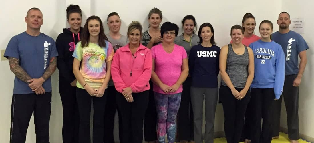 Women's Self Defense Class